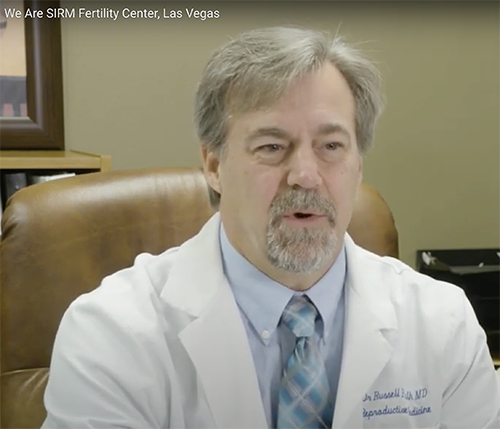 Dr, Russell Foulk answering your fertility questions on April 30, 2020